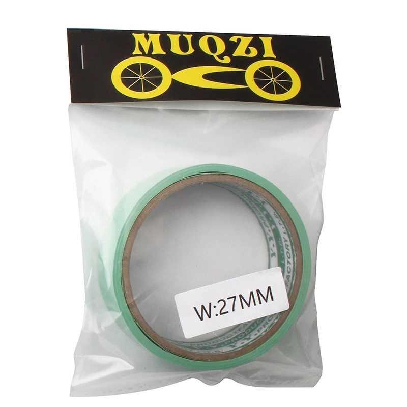 MUQZI-Cinta de borde sin cámara de 10m, ancho de 16/18/21/23/25/27/29/31/33/35mm para bicicleta de montaña, juego de ruedas de carbono Original