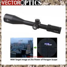 Cheaper Vector Optics Paragon 6-30×56 Tactical Long Range Riflescope Telescopic Sight with High Quality German Lens Glass Reticle