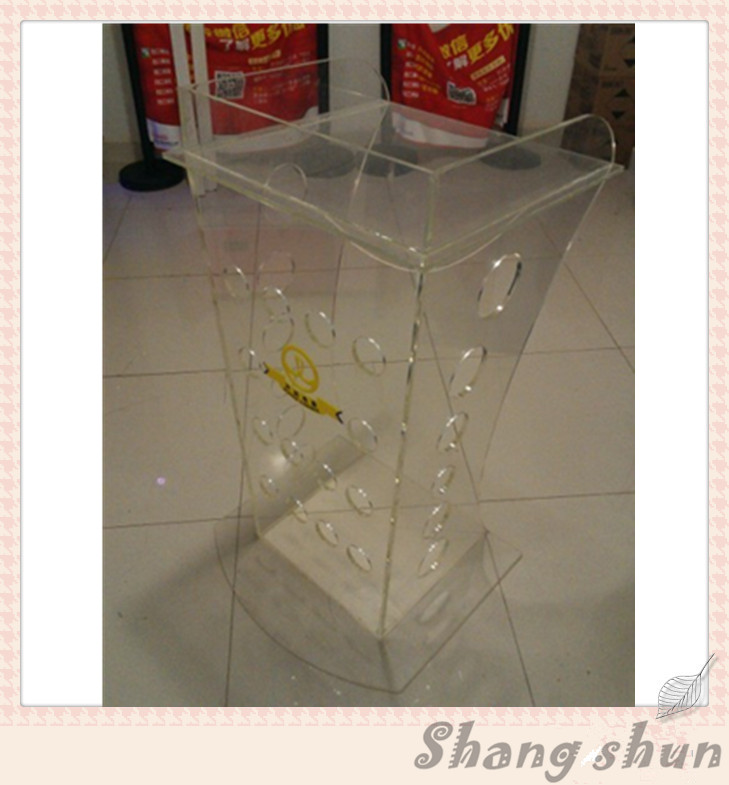 Transparent Custom Acrylica Podium Acrylic Church Pulpit