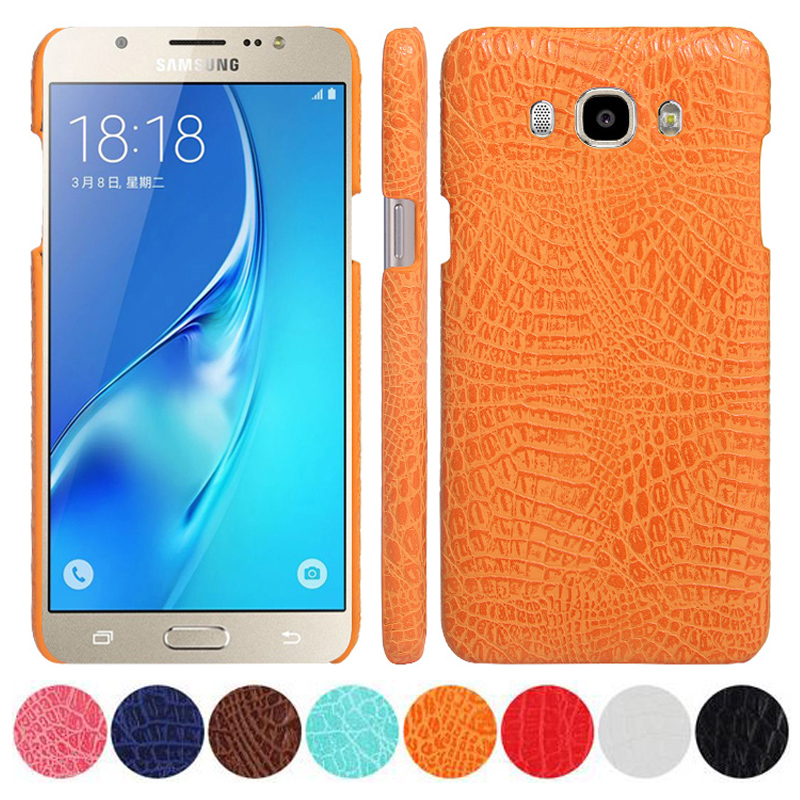 Fitted Hard PC Case for Samsung Galaxy <font><b>J5</b></font> <font><b>2016</b></font> J 5 <font><b>510</b></font> J510 J510FN J510h J510MN DS Back Cover for Samsung J56 SM-J510FN DS Cases image