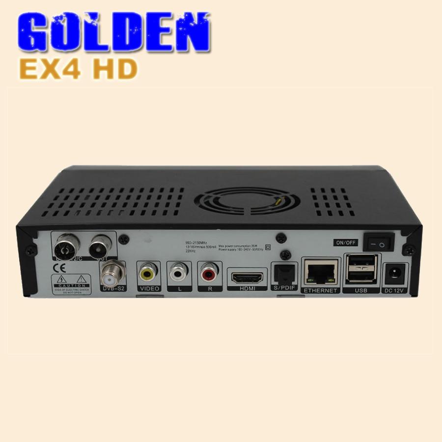 Prix pour 2 pcs HEROBOX EX4 HD DVB-S2 Tuner + 109A T2/C Tuner BCM7362 751 MHZ Dual-core 512 MB RAM (2*256 MB DDR3) Récepteurs Satellite