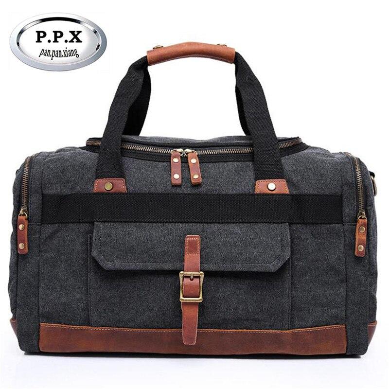 36-55L Fashion Luxury Travel Bag Designer Womens Handbags Casual Messenger Bags For Men Weekender Vintage Duffle Bags L128