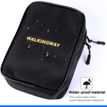 Modo da passeggio resistente Allacqua 16 slot filtro della macchina fotografica sacchetto di Immagazzinaggio della cassa Del Sacchetto per Circolare 100mm 150mm filtro quadrato