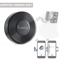 Wireless Wifi Audio Receiver Audiocast M5 Wifi Music Adapter Streams Support Spotify Airplay 2017 New Version
