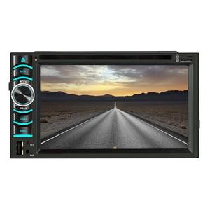 Image 1 - HEVXM 6116 Android 6.2 inch Car DVD Navigation Player Car Radio Multimedia MP5 MP3 Play GPS Navigator Car navigation