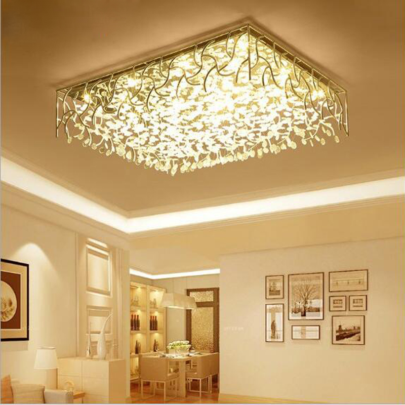 Ceiling Lights Nordic Simple Creative Living Room Ceiling Lamp Modern Remote Control Bedroom Ceiling Lights Warm Romantic Led Light Fixtures
