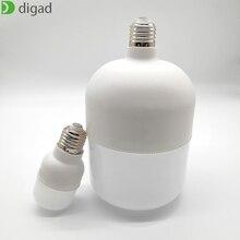 Digad Cylindrical LED lamp E27 bulb AC 220V 230V 240V 50W 36W 24W 18W 12W 6W Lampada Spotlight Table Lamps light