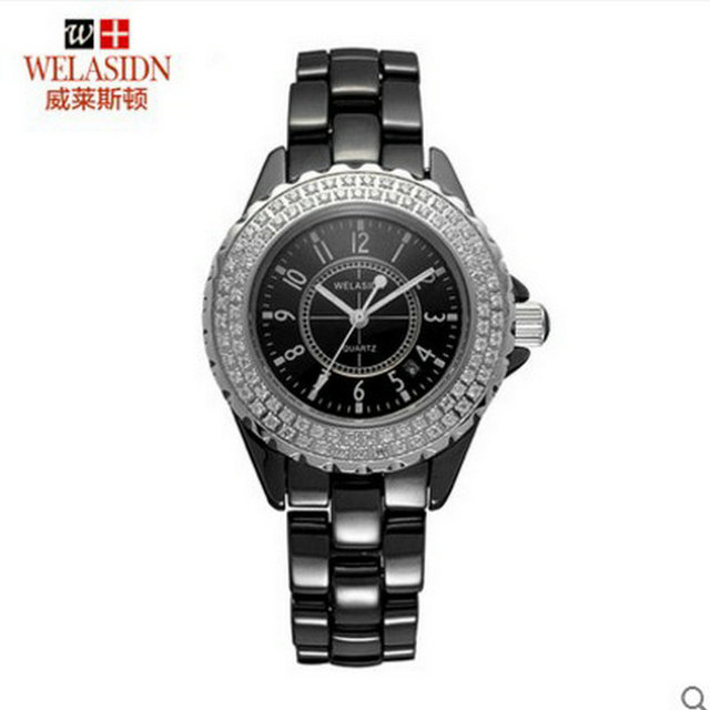 Low price Ceramic quality quartz female watch feminino Women Lady Princess Gift Ladies Business Femme Luxury Lovers Couple