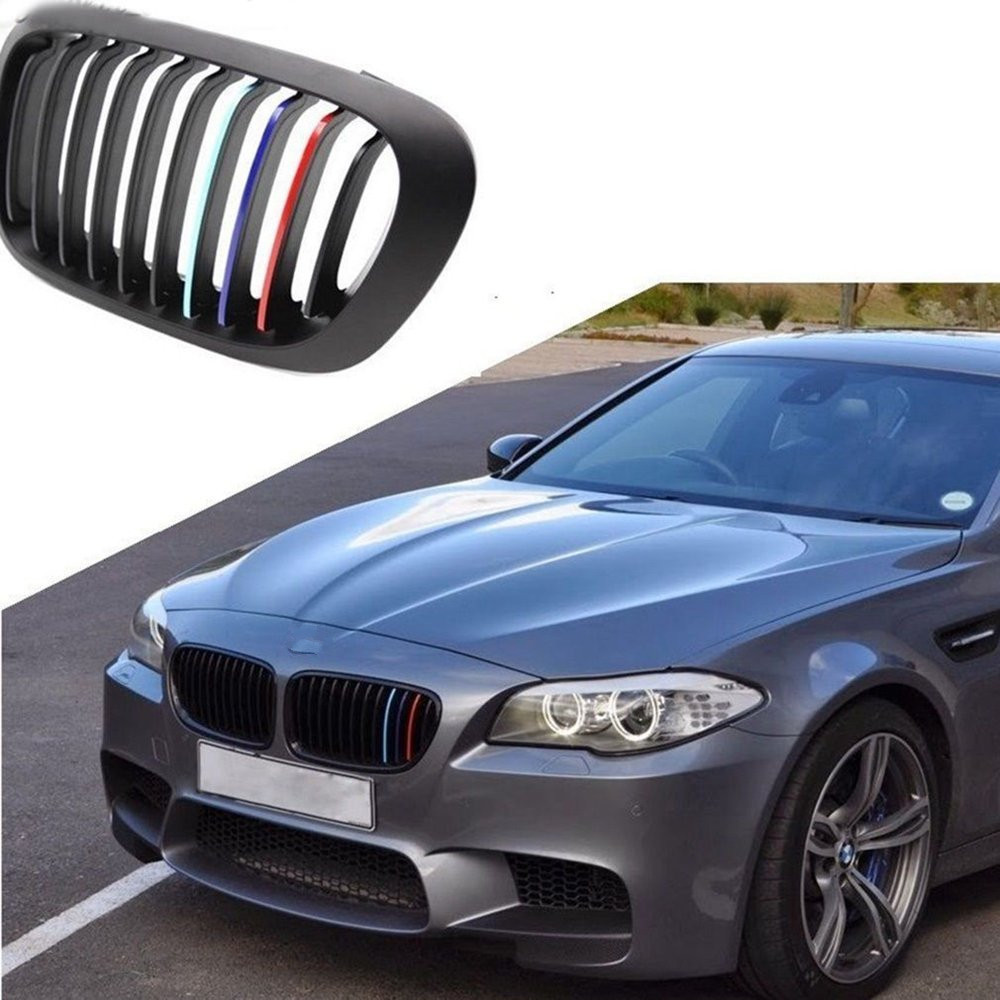 Setlot M Colored Stripe Decal Sticker Decoration Vinyl Color - Bmw grille stripe decals