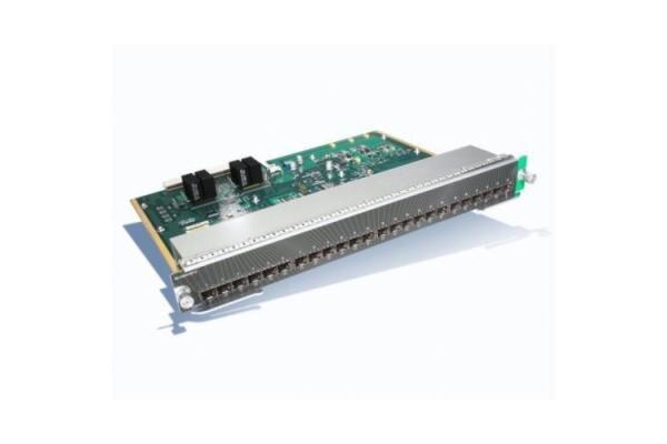Nouveau WS-X4624-SFP-E scellé = Catalyst4500E commutateur réseau 12 ports GE (SFP) linecards livraison gratuite