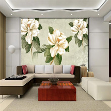Original living room sofa background wall custom high-end mural factory wholesale wallpaper photo