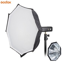 Godox Ad-s7 Multi-functional 45cm Flash Umbrella Photo Softbox Studio Soft Box Photography For WITSTRO AD200 AD360II AD180 AD360 цена 2017