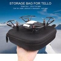 Professionnel EVA Étui de Transport Boîte De Rangement Pour DJI Tello Drone Sac Double Zipper Portable Accessoires Étui de protection