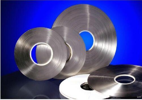 Feuilles de bande de courroie de plat de Nickel pur de 0.2*8mm 1 kg 99.96% pour l'équipement de soudeur de machine de soudure par points de batterie