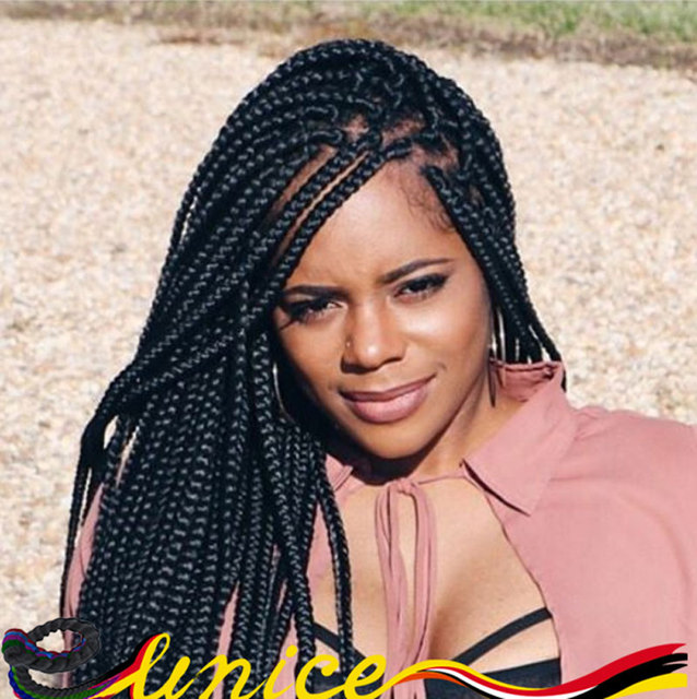 Verwonderend Box Braids Kanekalon Hair | Find your Perfect Hair Style UG-24