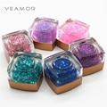 VEAMOR 6PCS Glitter Gel UV Builder Gel Nail Polish Brands Manicura UV Nail Gel Polish Set Long Time Lasting bling gel polish