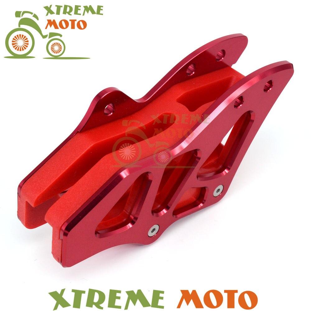 Задний цепочка руководство ползунок для CRF250R CRF250X CRF450R охране 2007-2015 CRF450X 08-15 Кроссовый мотоцикл