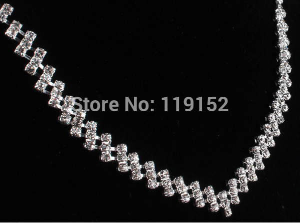 Rinhoo 925 sterling Silver Jewelry Set for women jewelry Wedding Brides Valentines Day Gift jewelry sets