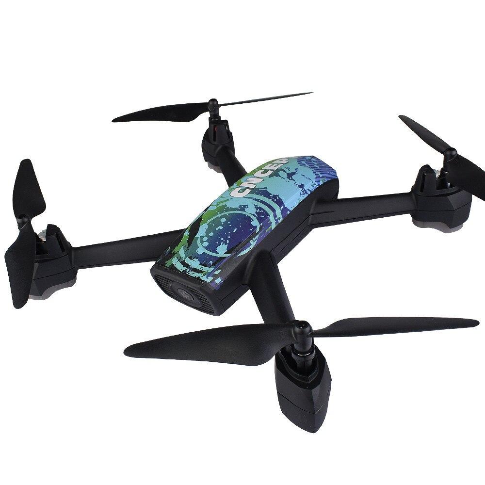 купить RCtown JXD 518 RC Quadcopter 2.4GHz Full HD 720P Camera WIFI FPV GPS Mining Point Drone Gift VS JJRC H55 D50 по цене 6692.99 рублей