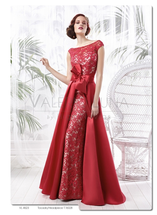 Latest-Design-Red-Lace-Mother-of-the-Bride-Long-Evening-Dress-Formal-Gowns-Elegant-vestidos-de