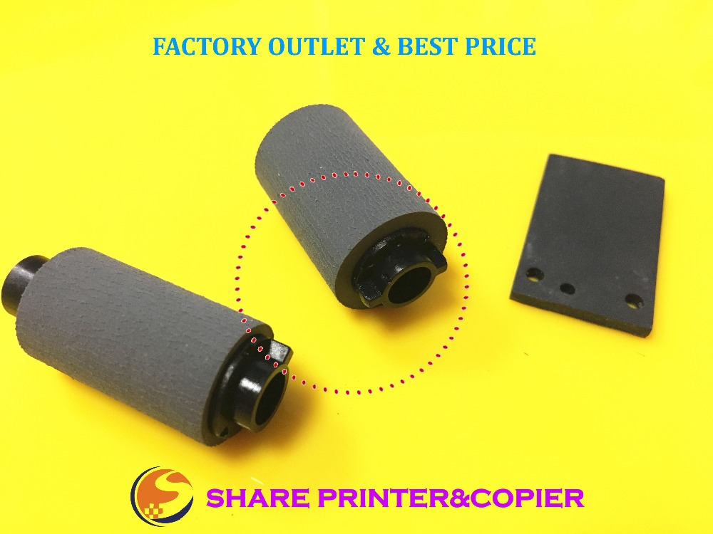 SHARE ADF Pickup Roller Kit For Canon D1120 D1150 D1170 D1180 D1320 D1350 D1370 MF8280 FC7-6189-000 FL2-6637-000 FC7-6297-000