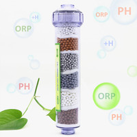 6 Stages Mineral Alkaline Water Filter Cartridge Emit Far Infrared Rays Increases PH Water Taste Better