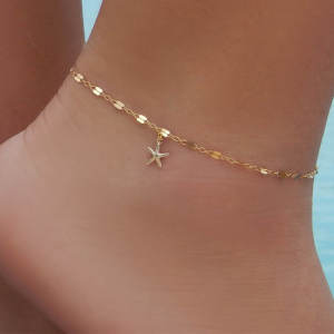 DH DHMYGS Women Anklet Foot chain Jewelry Ankle bracelet