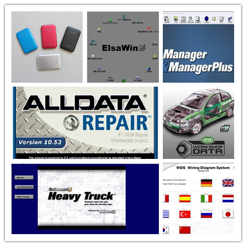 Alldata 10 53 And Mitchell On Demand Auto Repair Software Moto