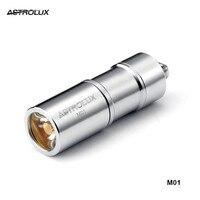 Astrolux M01 100LM 2 Modes USB Rechargeable Mini Nichia 219B XP G2 LED Light Camping Hiking