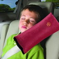 Baby Kids Car Pillow Safety Belt Protect Shoulder Pad Purple Color Vehicle Seat Belt Cushion Children Auto Shoulder Cushion Pad