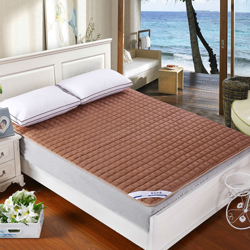 New Hot 2017 Solid Color Washable Mattress Protector Full ...