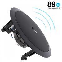 20W Wall mounted Ceiling Speaker background Music System 3D stereo sound Hifi Soundbar TV speakers Public Broadcast loudspeaker