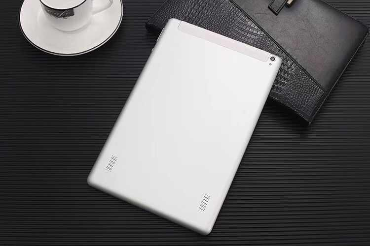Бесплатная доставка 10,1 дюймов Официальный 3g телефонный звонок Google Android 7,0 четыре ядра жидкокристаллический дисплей планшет с Wi-Fi 2 ГБ + 16 ГБ 32 ГБ металлический планшетный ПК