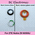 5.2'' High quality Back Camera Glass and back camera glass cover For ZTE Nubia Z9 NX508J  Free Shipping