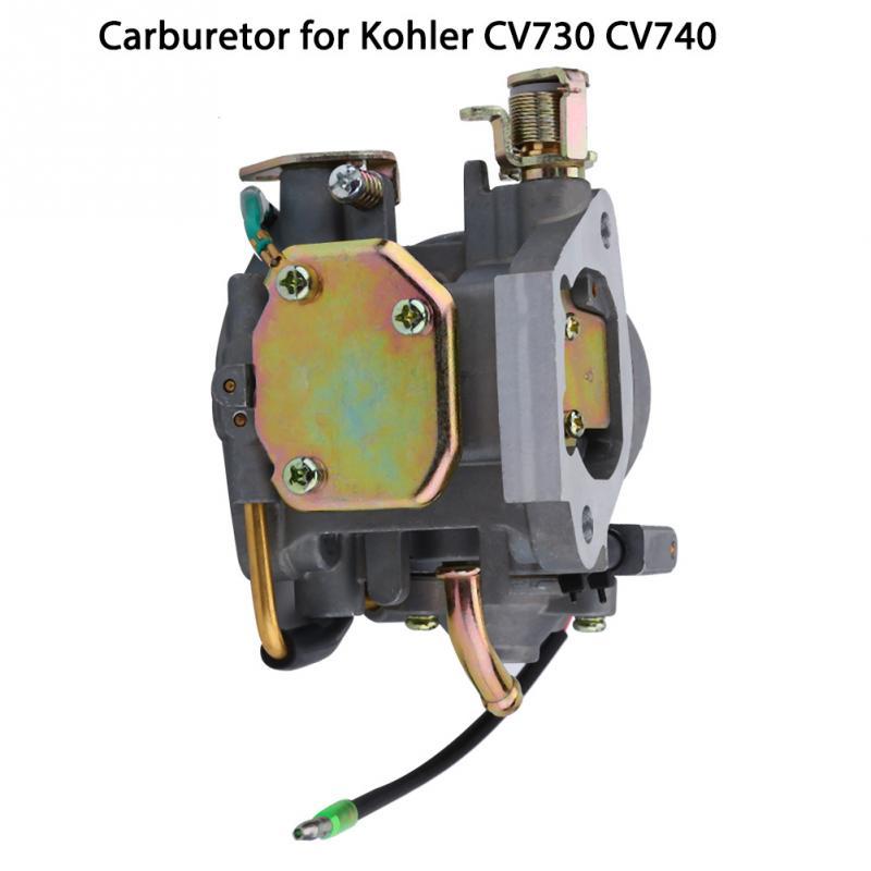 Car Carburetor Carb Replaces for Kohler CV730 CV740 24853102-S 24 853 102-S with Solenoid Car accessoriesCar Carburetor Carb Replaces for Kohler CV730 CV740 24853102-S 24 853 102-S with Solenoid Car accessories