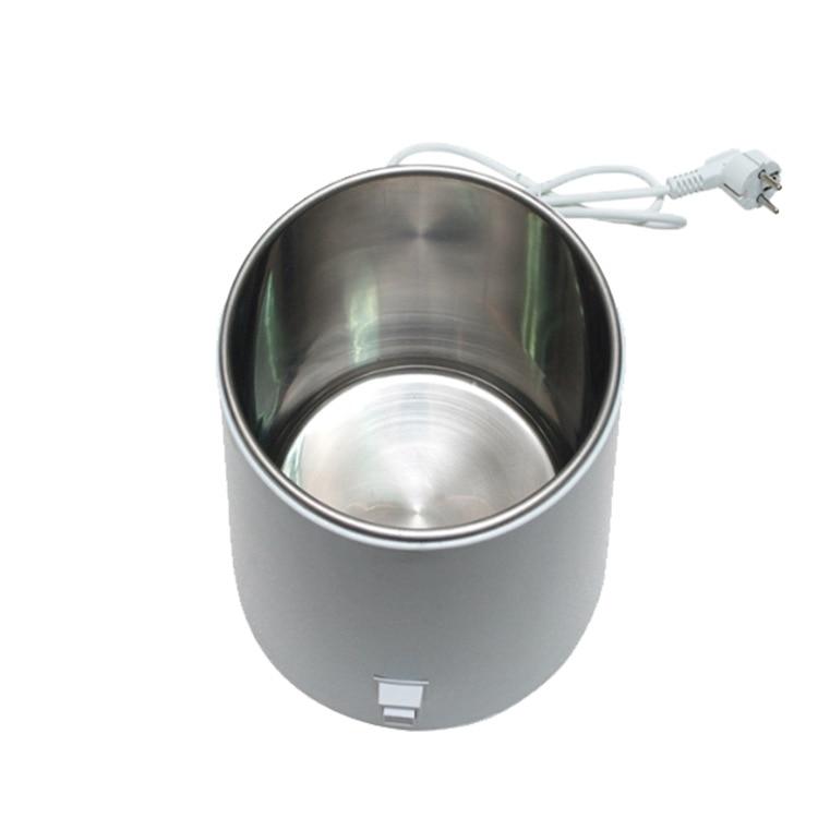 Usine d'acier inoxydable d'équipement d'épurateur de Distillation dentaire de Machine distillée par eau de filtre de distillateur d'eau Pure de 4L - 2