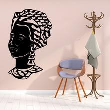 Fun women Wall Sticker Waterproof Decor For Bedroom Living Room Decoration Decal Murals