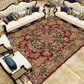 Tapis de maison moderne européen pour salon salon turquie persan chambre thé Table tapis de luxe personnaliser tapis européen