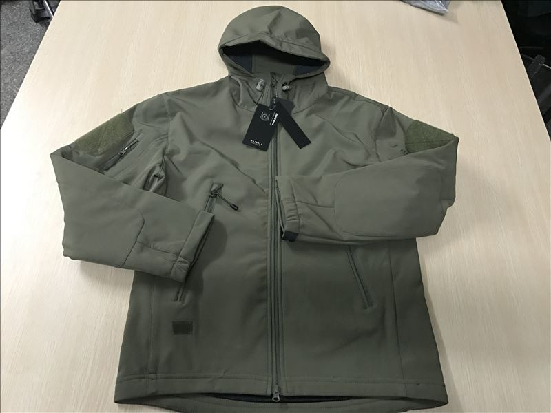 High Quality TAD Lurker Shark Skin Military Warm Windproof Tactical Softshell Jacket Men Mountaineering Army soft shell 1