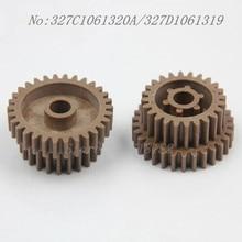 цена на (2pcs) fuji brand gear/327C1061320A/Frontier/550/570 minilabs digitales 327D1061319/photo Printer
