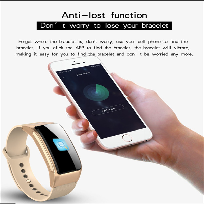B31 Smart Bracelet Bluetooth Call Bracelet Headset 2 in 1 Smart Watch 0.96 Inch IPS Color AI Voice Intelligence 40AP1011