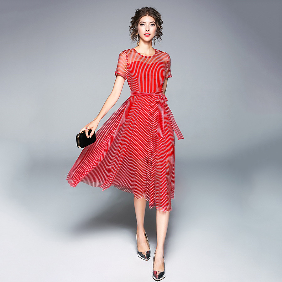 Awesome Cute Red Party Dresses Elaboration - All Wedding Dresses ...