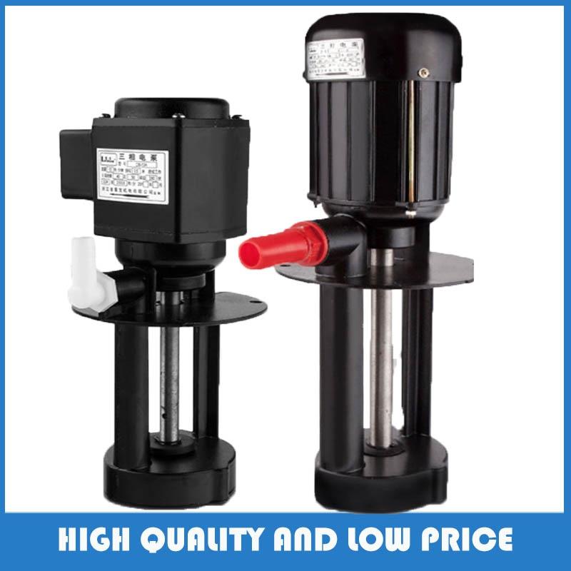 220V/380V/50Hz High Efficiency Machine Tool Grinder Pump Coolant Pump Circulating Oil Pump high efficiency gear mini oil pump cast iron 750w 220v 50hz