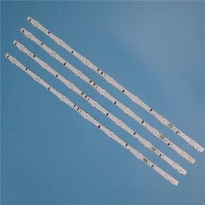 Image 1 - 7โคมไฟLED BacklightสำหรับSamsung UA32H5000AW UA32H5100AK UA32H5150AK UA32H5500AW UA32H5100AWบาร์ชุดโทรทัศน์LED Band