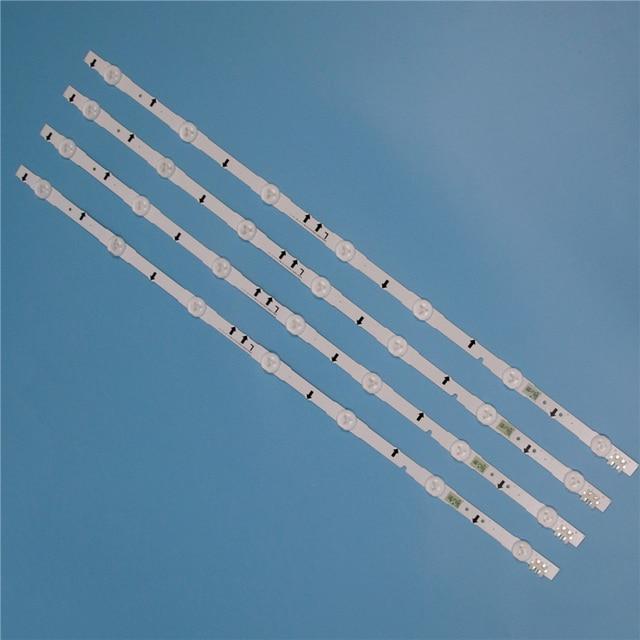 7 Lampen Led Backlight Strip Voor Samsung UA32H5000AW UA32H5100AK UA32H5150AK UA32H5500AW UA32H5100AW Bars Kit Televisie Led Band