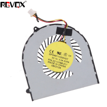 New Original Laptop Cooling Fan For Dell Latitude E3330 3330 PN: KDB0705HA-CK2W Notebook Cooler Fans Replacement