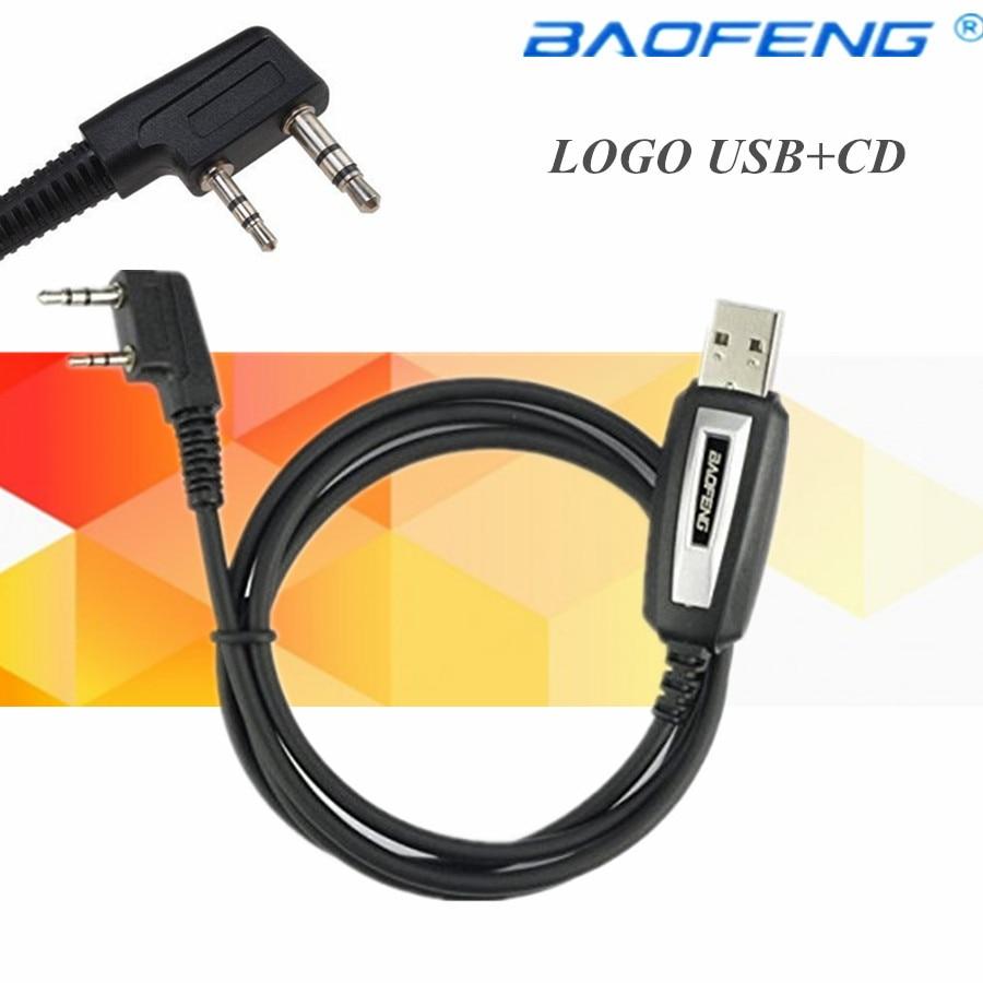 bilder für Baofeng usb programmierkabel + cd für kabel baofeng uv-5r/5ra, uv3r plus, baofeng-888s, wln kd-c1, retevis h777 tyt th-uv8000d