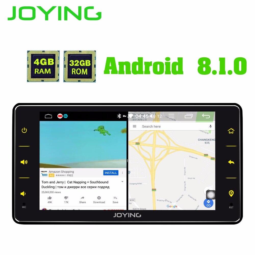 Android 8.0 Avtomobil Stereo 4GB HD Ekran DVD DVD pleerində 2 - Avtomobil elektronikası - Fotoqrafiya 6