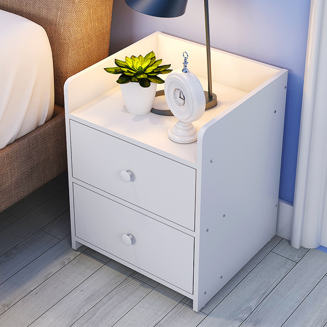 Bed Kast Nachtkastje.Een Eenvoudige Nachtkastje Eenvoudige Moderne Bed Kast Vergadering