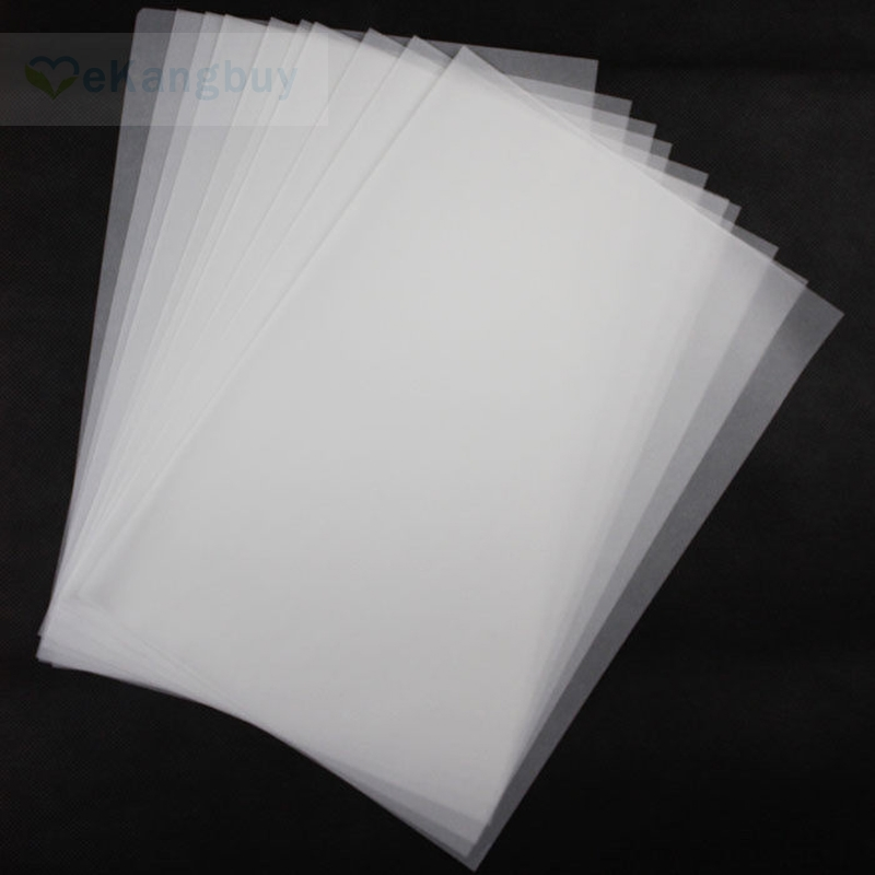 100pcs A4 Translucent Tracing Paper Copy Transfer Printing Drawing Paper